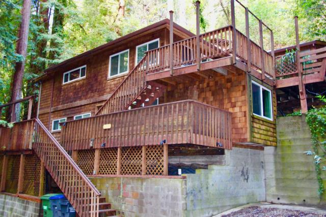 14700 Canyon 1 Road, Guerneville, CA 95446 (#21804378) :: RE/MAX GOLD