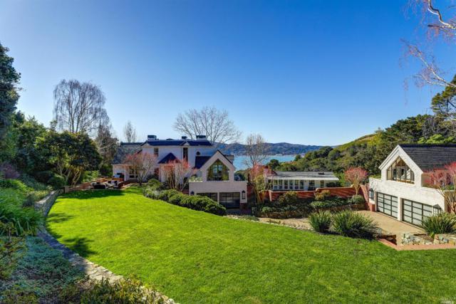 233 Round Hill Road, Tiburon, CA 94920 (#21805676) :: Intero Real Estate Services
