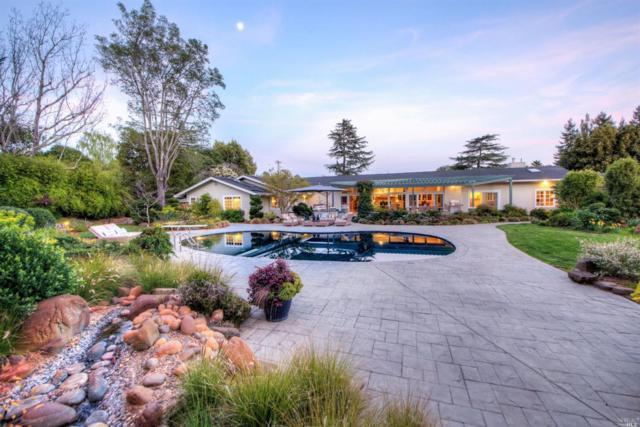 135 Montecito Road, San Rafael, CA 94901 (#21807937) :: Rapisarda Real Estate