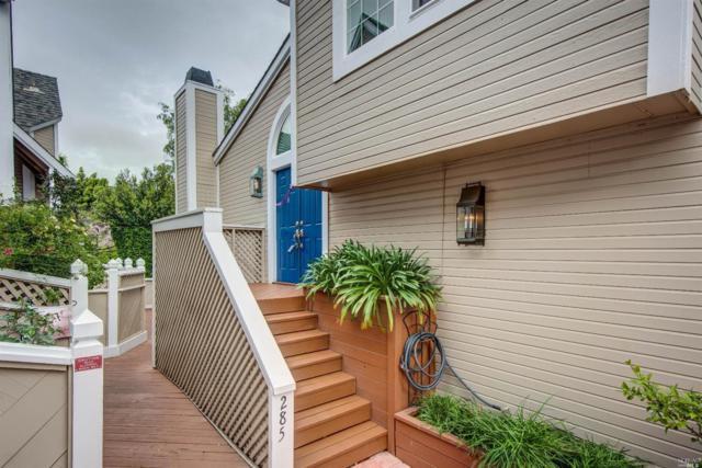 285 E 2nd Street, Benicia, CA 94510 (#21808082) :: Rapisarda Real Estate