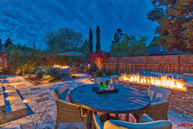 1906 Oak Circle, Yountville, CA 94599 (#21808364) :: W Real Estate | Luxury Team