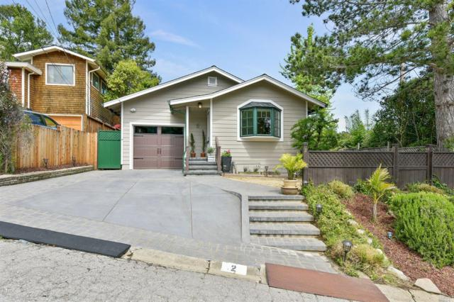 2 Fairview Court, San Anselmo, CA 94960 (#21808810) :: W Real Estate | Luxury Team
