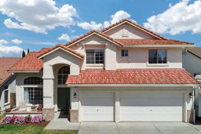 485 Crownpointe Circle, Vacaville, CA 95687 (#21810913) :: Ben Kinney Real Estate Team