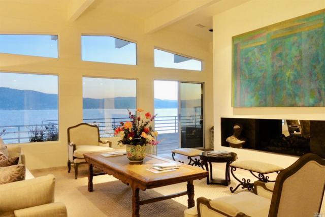 55 West Shore, Belvedere, CA 94920 (#21812051) :: Ben Kinney Real Estate Team