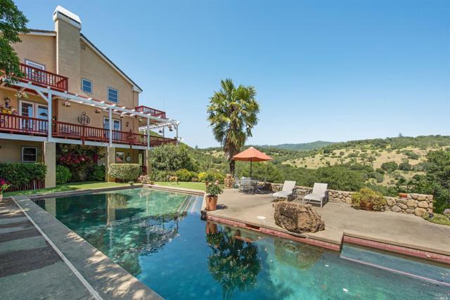 2020 Howell Mountain Road, St. Helena, CA 94574 (#21812113) :: Ben Kinney Real Estate Team