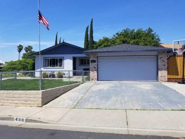 400 Manchester Street, Vacaville, CA 95687 (#21812754) :: RE/MAX GOLD
