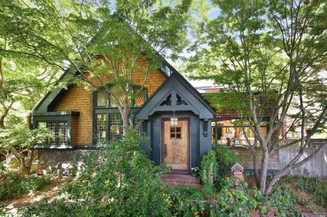 100 Alder Avenue, San Anselmo, CA 94960 (#21815297) :: Rapisarda Real Estate