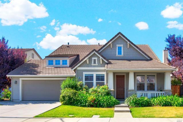 813 Purple Sage Drive, Vacaville, CA 95687 (#21815572) :: Rapisarda Real Estate
