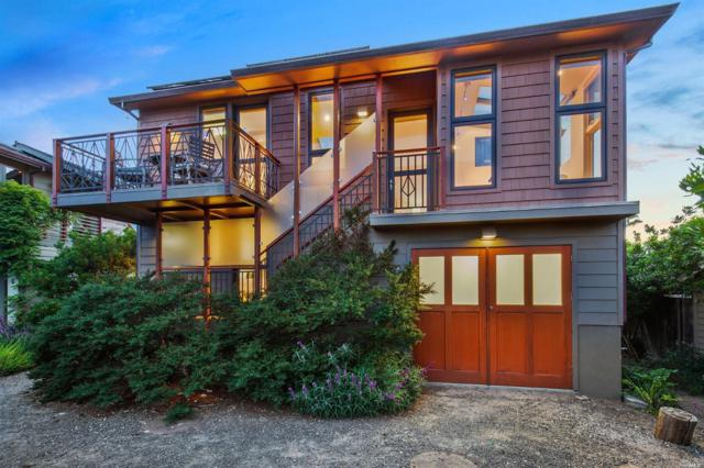4 Francisco Patio, Stinson Beach, CA 94970 (#21816288) :: Rapisarda Real Estate