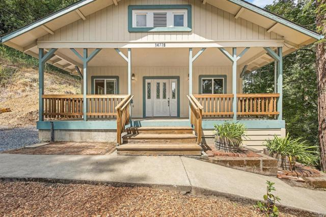 14778 Canyon 4 Road, Guerneville, CA 95446 (#21817929) :: RE/MAX GOLD