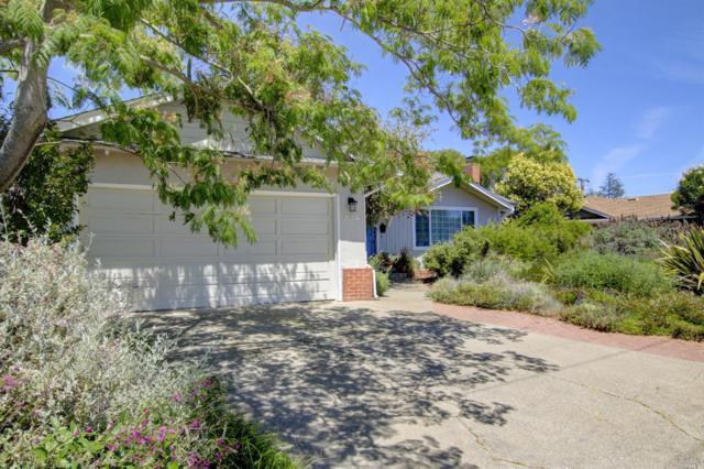 204 Grande Vis, Novato, CA 94947 (#21818606) :: Perisson Real Estate, Inc.