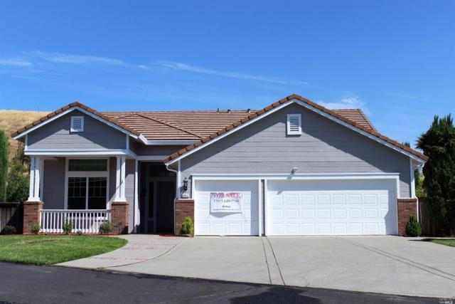 2411 Trevino Way, Fairfield, CA 94534 (#21818936) :: Perisson Real Estate, Inc.