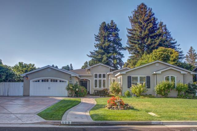 509 Walnut Court, Fairfield, CA 94534 (#21820387) :: Ben Kinney Real Estate Team