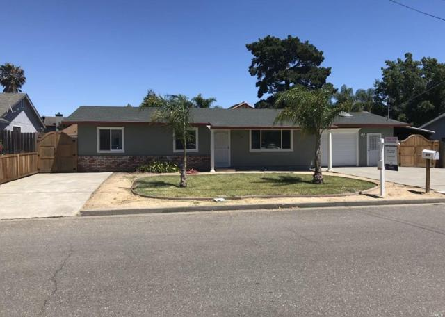 418 Hamilton Drive, Fairfield, CA 94533 (#21822134) :: Rapisarda Real Estate