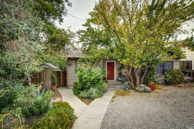 583 E H Street, Benicia, CA 94510 (#21822549) :: Ben Kinney Real Estate Team