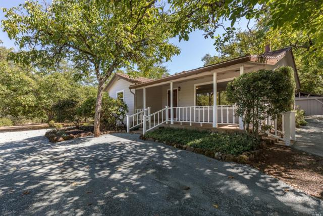 347 Shaw Williams Road, Calistoga, CA 94515 (#21824018) :: Ben Kinney Real Estate Team