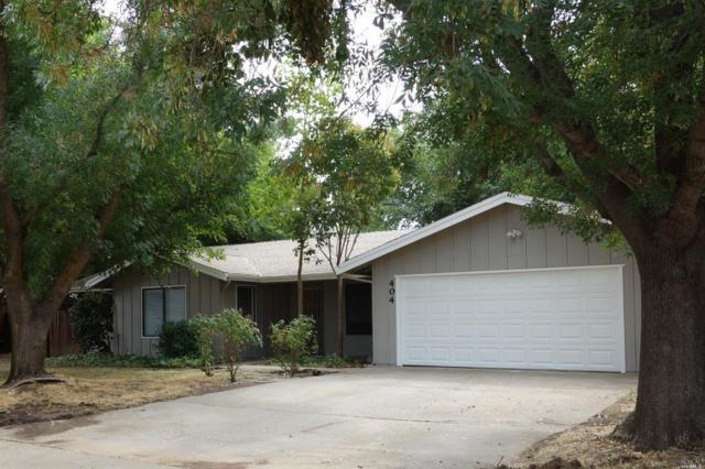 404 Niemann Street, Winters, CA 95694 (#21824032) :: Lisa Imhoff | Coldwell Banker Kappel Gateway Realty