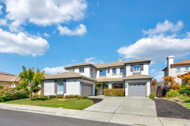 221 Sage Sparrow Circle, Vacaville, CA 95687 (#21824143) :: Windermere Hulsey & Associates