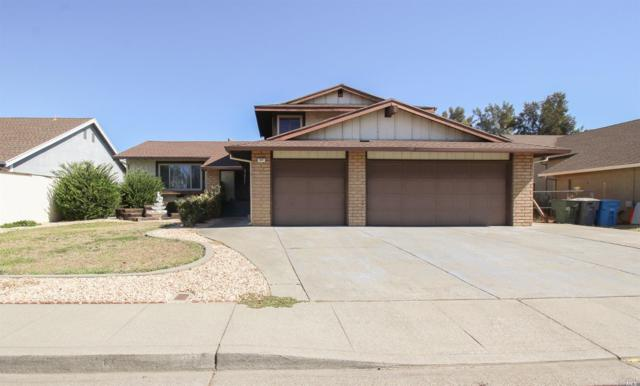 357 Bishop Drive, Vacaville, CA 95687 (#21824562) :: Rapisarda Real Estate