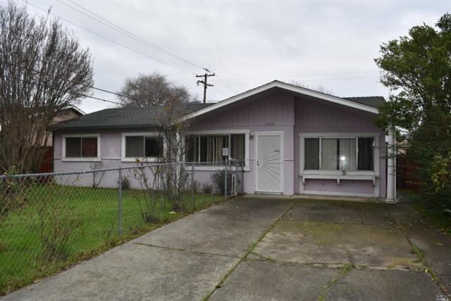 1030 Johnson Street, Fairfield, CA 94533 (#21824591) :: Michael Hulsey & Associates