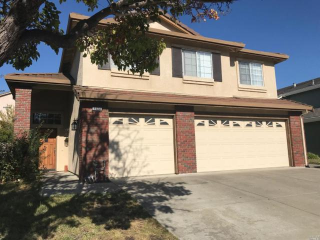 1474 Legend Circle, Vallejo, CA 94591 (#21824855) :: RE/MAX GOLD