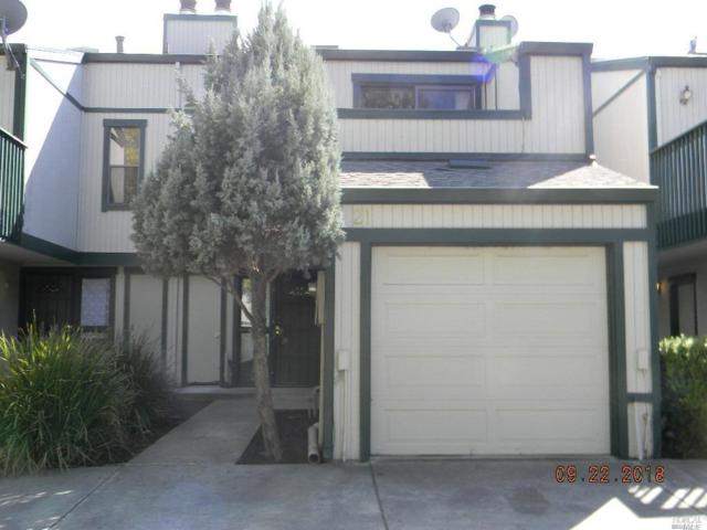 299 Shasta Drive #21, Vacaville, CA 95687 (#21824913) :: Windermere Hulsey & Associates