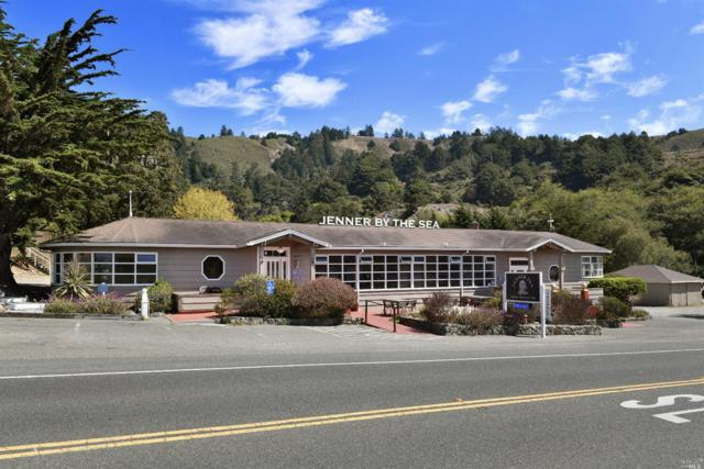 10400 Highway 1, Jenner, CA 95450 (#21825681) :: RE/MAX GOLD