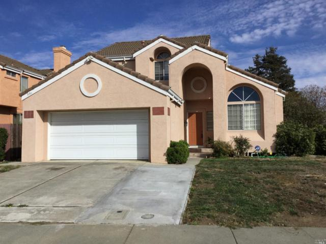 301 Bartlett Court, Suisun City, CA 94585 (#21825966) :: Rapisarda Real Estate