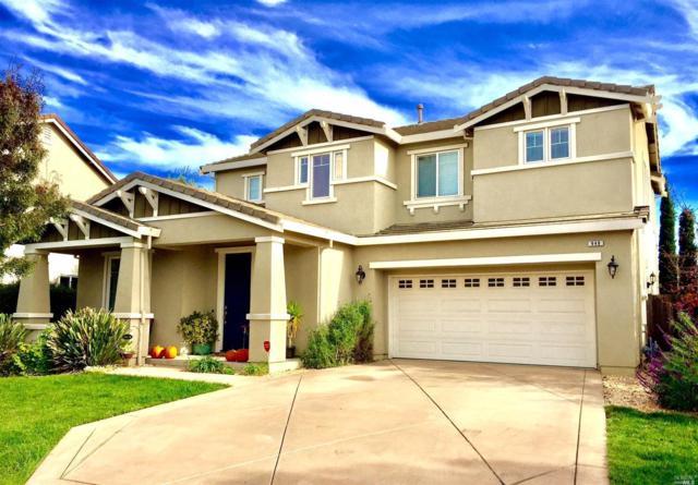 948 Monticello Court, Vacaville, CA 95688 (#21827841) :: Intero Real Estate Services