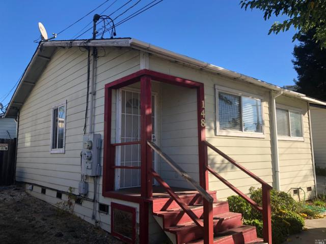148 Idora Avenue, Vallejo, CA 94591 (#21828547) :: Rapisarda Real Estate