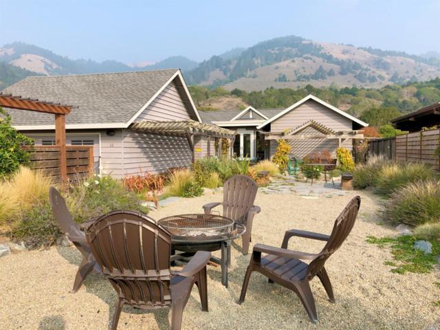 14 Dipsea Road, Stinson Beach, CA 94970 (#21828650) :: Ben Kinney Real Estate Team
