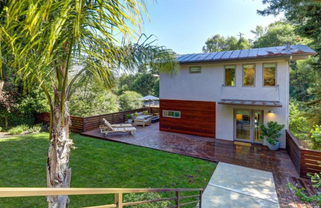 431 Live Oak Drive, Mill Valley, CA 94941 (#21828709) :: Windermere Hulsey & Associates