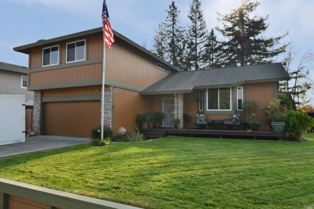 5421 Cassandra Way, Santa Rosa, CA 95403 (#21829484) :: RE/MAX GOLD
