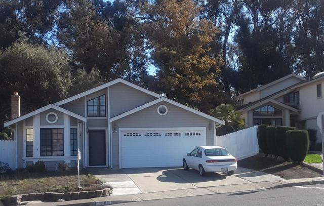 590 Starfish Drive, Vallejo, CA 94591 (#21830144) :: Ben Kinney Real Estate Team