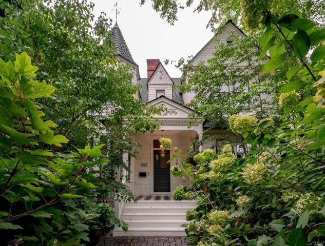 1605 Spring Mountain Road, St. Helena, CA 94574 (#21830280) :: Ben Kinney Real Estate Team