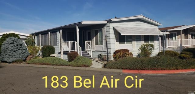 183 Bel Air Circle, Fairfield, CA 94533 (#21831211) :: W Real Estate | Luxury Team