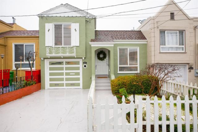 1911 32nd Avenue, San Francisco, CA 94116 (#21900353) :: RE/MAX GOLD
