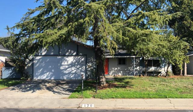 170 Olympic Circle, Vacaville, CA 95687 (#21900669) :: RE/MAX GOLD