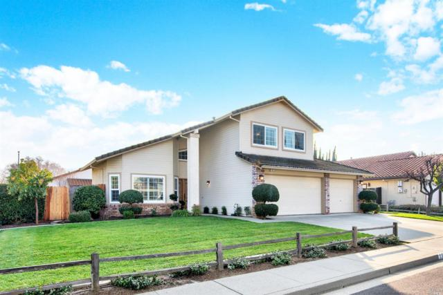 554 Arlene Drive, Vacaville, CA 95688 (#21901935) :: Ben Kinney Real Estate Team
