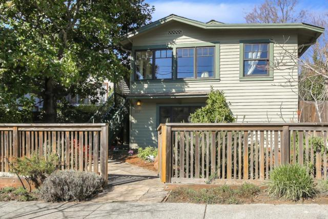 327 San Francisco Boulevard, San Anselmo, CA 94960 (#21902406) :: W Real Estate   Luxury Team