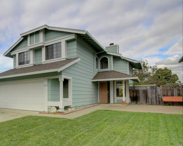 837 Lighthouse Drive, Vallejo, CA 94590 (#21902407) :: RE/MAX GOLD