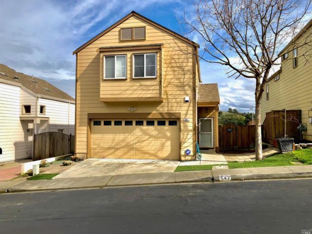 547 Jade Circle, Vallejo, CA 94590 (#21903338) :: Perisson Real Estate, Inc.