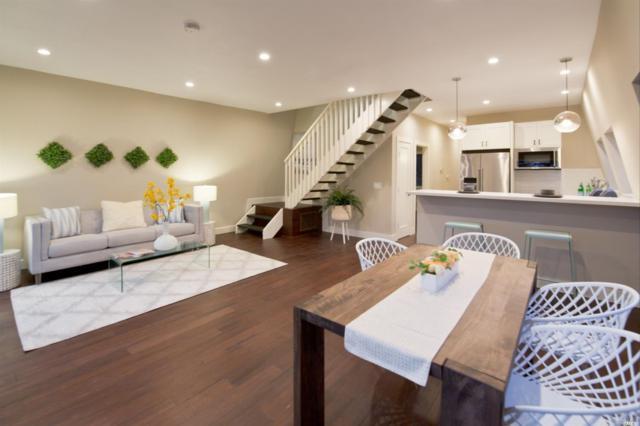 7156 Marlborough Terrace, Berkeley, CA 94705 (#21903350) :: RE/MAX GOLD