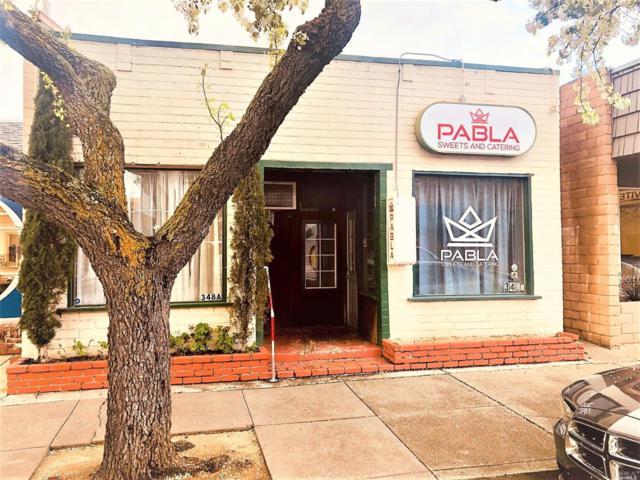 348-A & B Merchant Street, Vacaville, CA 95688 (#21903498) :: Ben Kinney Real Estate Team