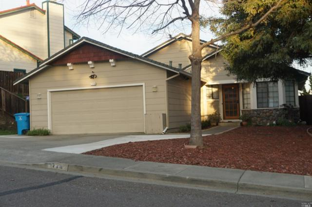 770 Topsail Drive, Vallejo, CA 94591 (#21903576) :: RE/MAX GOLD