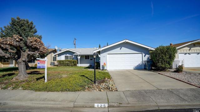 125 Mckinley Circle, Vacaville, CA 95687 (#21903686) :: Rapisarda Real Estate