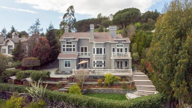 100 Monterey Drive, Tiburon, CA 94920 (#21905119) :: Rapisarda Real Estate