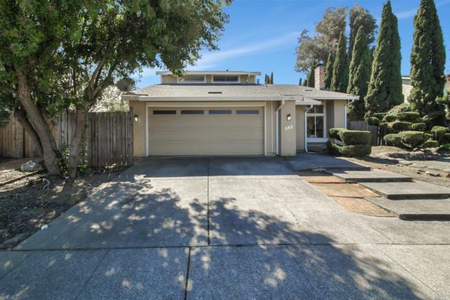 582 Hastings Drive, Benicia, CA 94510 (#21905707) :: Rapisarda Real Estate
