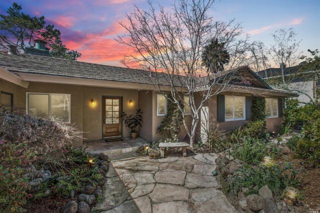 43 Via Cheparro, Greenbrae, CA 94904 (#21906096) :: Intero Real Estate Services