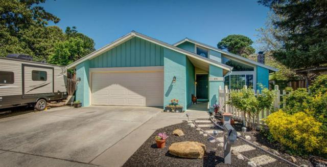 451 Ofarrell Drive, Benicia, CA 94510 (#21906350) :: Rapisarda Real Estate
